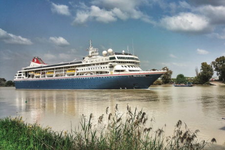 Intimate photos of passenger ships