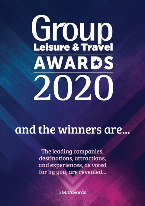 GLT Awards 2020 Brochure Cover