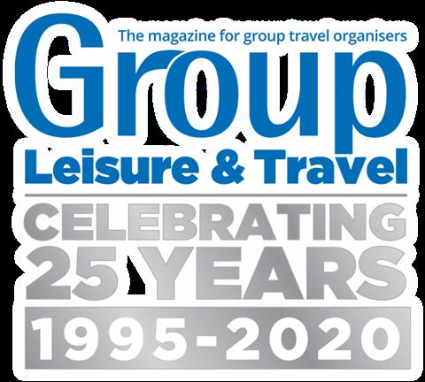 GLT 25 Year Logo