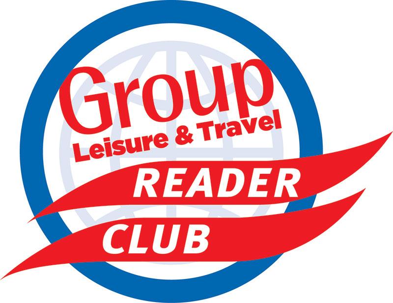 Group Leisure & Travel Reader Club Logo